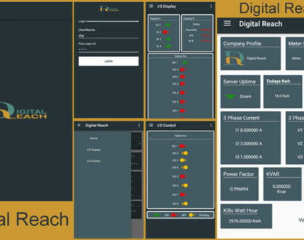 Digital Reach – Android App
